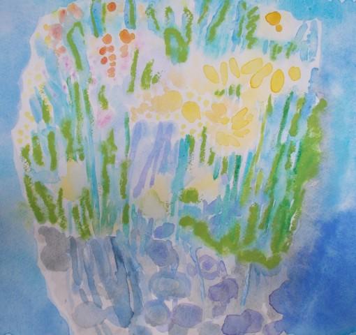 Anne Marlow, A Midsummer Cushion