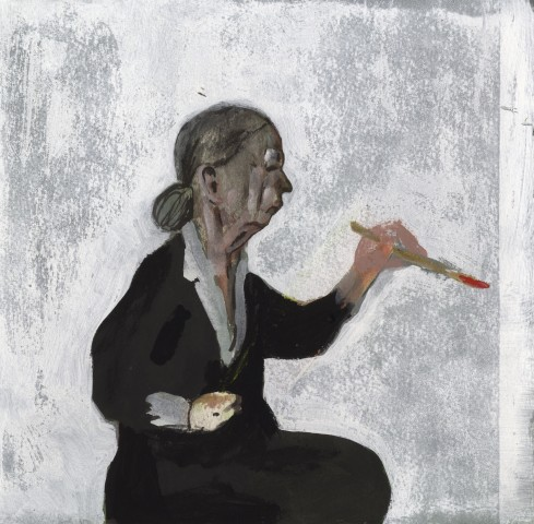 Charles Williams, Louise Bourgeois Painting