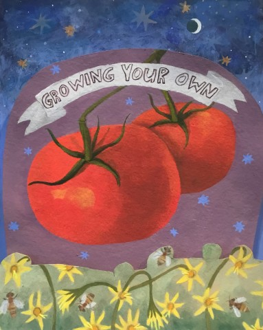 Gertie Young, Growing Your Own
