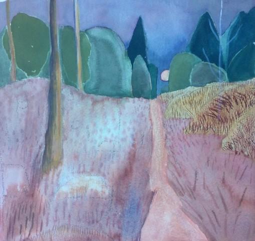 Suzy Fasht, The Harvest Moon