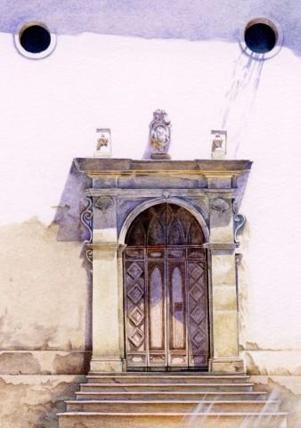 Liz Butler, Chiesa Madre, Palma di Montechiaro