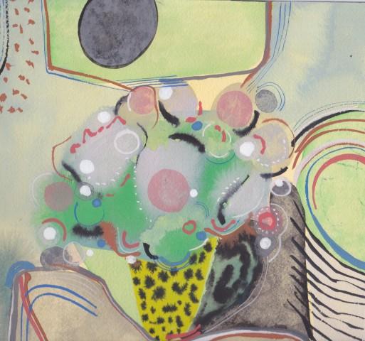 Chloe Fremantle, Memento Mori : Soft Bouquet