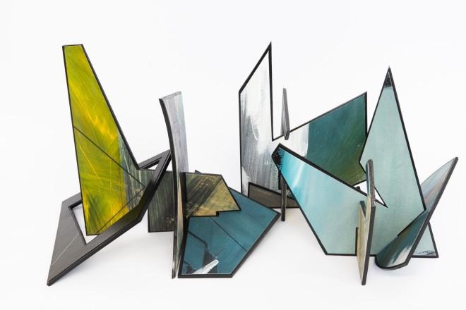 Lisa Traxler, Cave (assemblage)