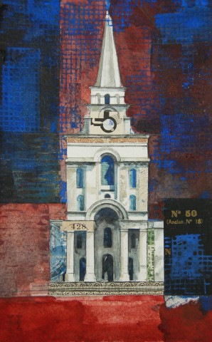 Stuart Robertson, Christ Church Hawsmoor Study