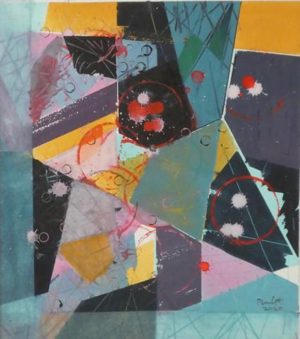 Geoffrey Pimlott, Red and White