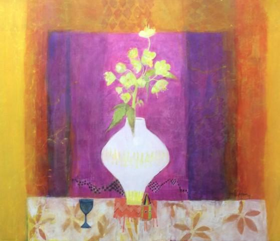 Janet Golphin, Hellebore Verte Revisited