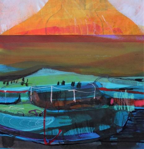 Claire Denny, Across the Estuary