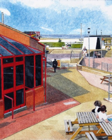 Mike Middleton, A Day at the Seaside