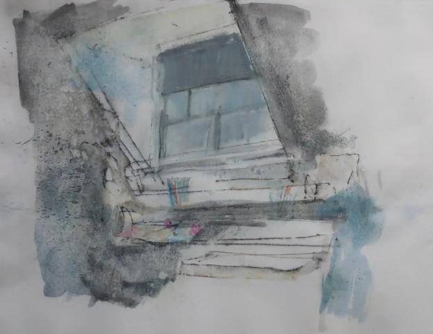 David Hamilton, Studio Window