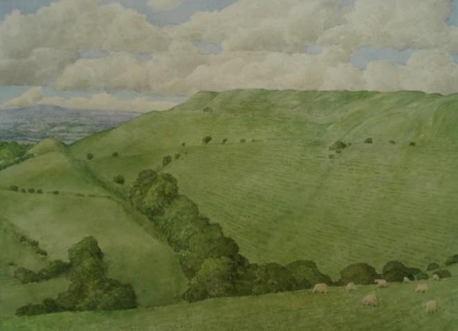 David Payne, Thomas Hardy's Eggardon