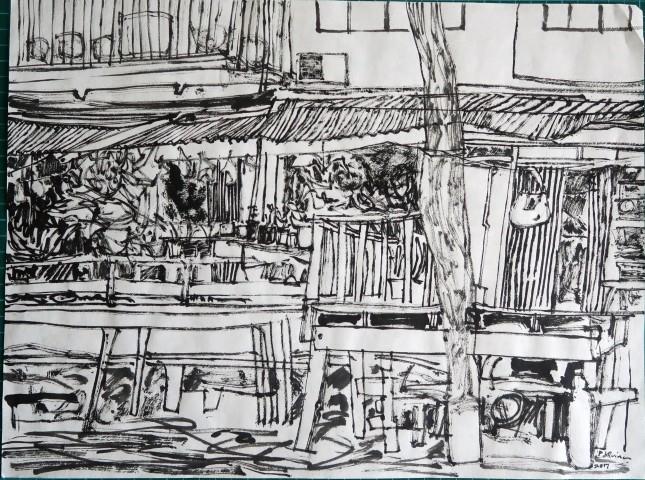 Peter Quinn, Bangkok Riverside II