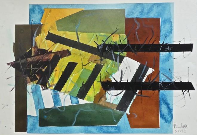 Geoffrey Pimlott, Diagonal's Green