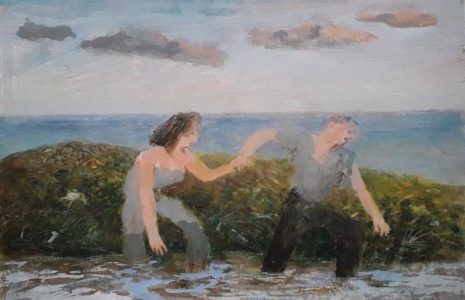 Richard Sorrell, Salt Marsh