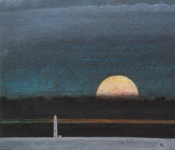 Martin Leman, Winter Landscape