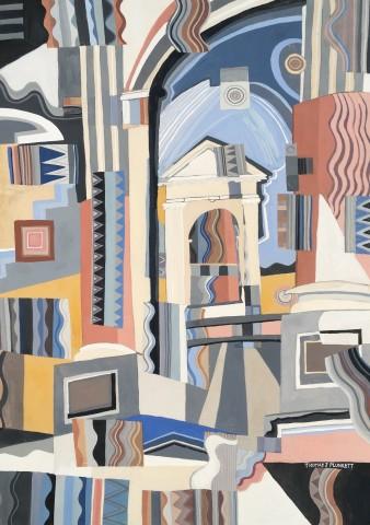 Thomas Plunkett, Architectural Mosaic