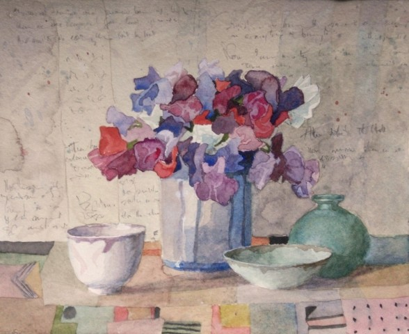 Annie Williams, Sweet Peas
