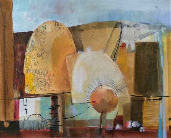 Claire Denny, Topiary Landscape