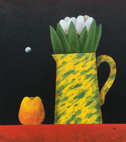 Martin Leman, Yellow Jug