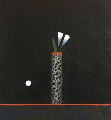 Martin Leman, Moonlit Flowers
