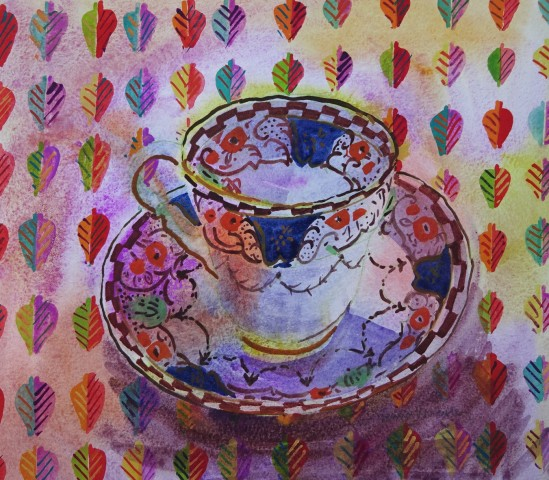Jenny Wheatley, Teacup