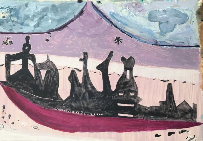 Iain Nicholls, Produced by Decay