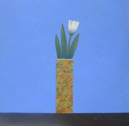 Martin Leman, White Tulip