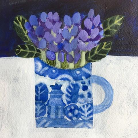Jill Leman, Little Blue Bunch