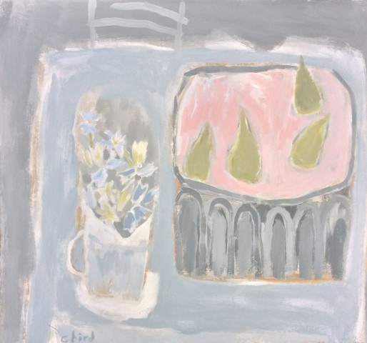 Christie Bird, Morning Table with Figs