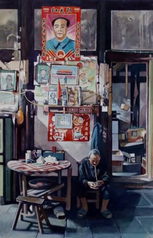 David Paskett, A Horde of Memories, Tang Yin, Jiangxi