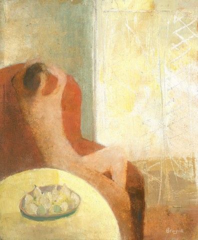 Dish of Pears, David Brayne
