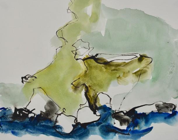 Jim Hunter, Derrible Bay Cliffs