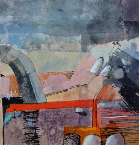 Claire Denny, Welsh Hillside