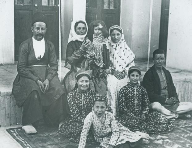 Rev. C.H. Stileman, Armenian family, Late 19th Century