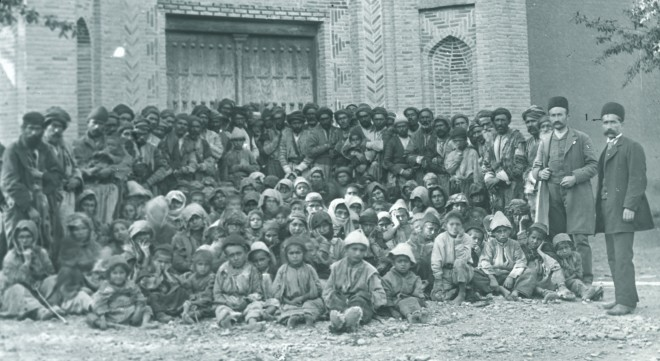 Not known, Refuguees from massacres, principally Nestorian some are Armenians, Late 19th Century