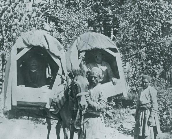 Rev. C.H. Stileman, Kajaveh, Late 19th Century