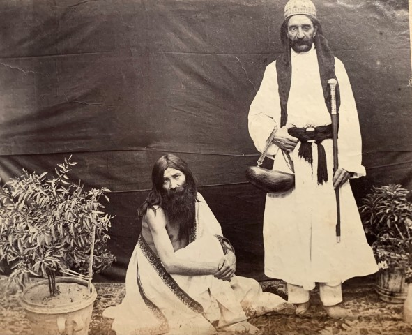 Not known, Dervishes, Late 19th Century, Early 20th Century