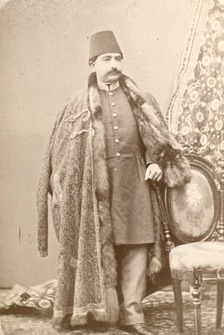 Dmitri Ivanovich Ermakov, Kamran Mirza, Nayeb os-Saltaneh Amir Kabir , Late 19th Century, Early 20th Century