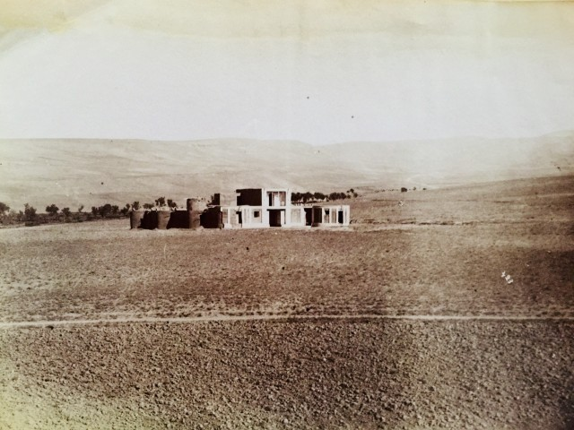 Antoin Sevruguin, Mazareh, Late 19th Century