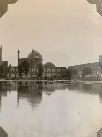 John Drinkwater, Maydān-e-Shah, Isfahan , 1934