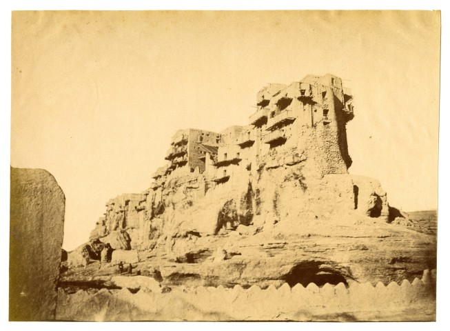 Antoin Sevruguin, Yazd-i-Khast, between Shiraz and Isfahan, Late 19th Century