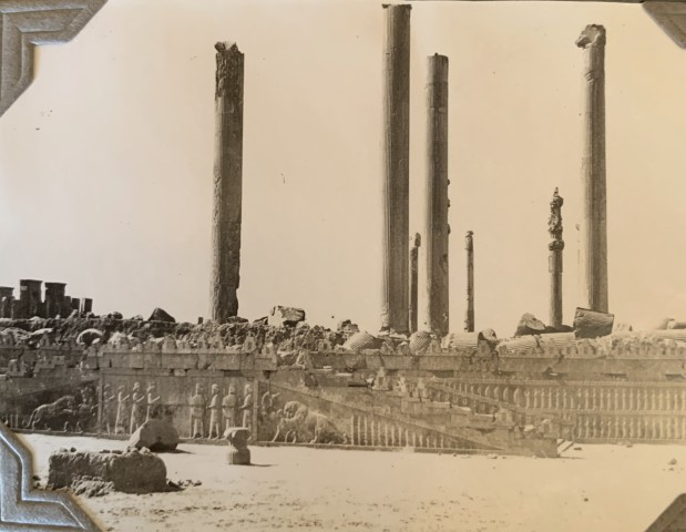 John Drinkwater, Persepolis, 1934