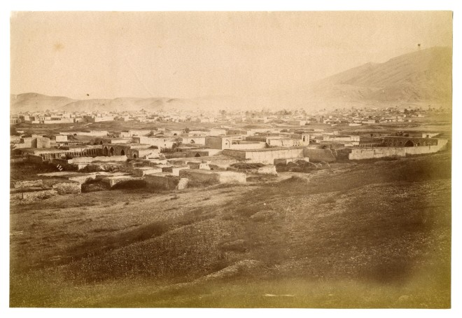 Antoin Sevruguin, Kazerun, Late 19th Century