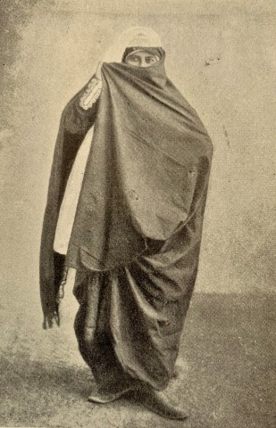 Antoin Sevruguin, A Persian woman, Late 19th Century, Early 20th Century