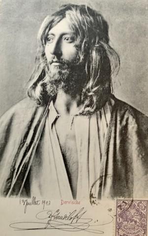 Dmitri Ivanovich Ermakov, A Dervish, Late 19th Century