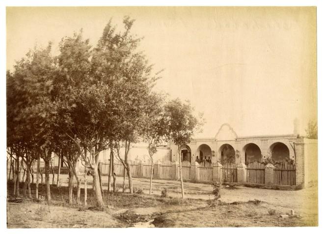 Antoin Sevruguin, Chahabad, Late 19th Century