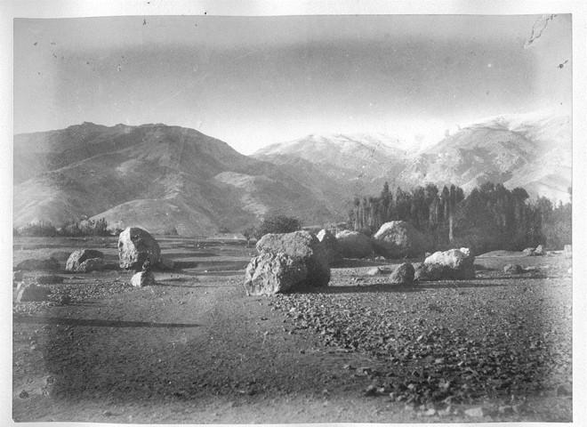 Antoin Sevruguin, Semnan province, Alborz mountains, Late 19th Century