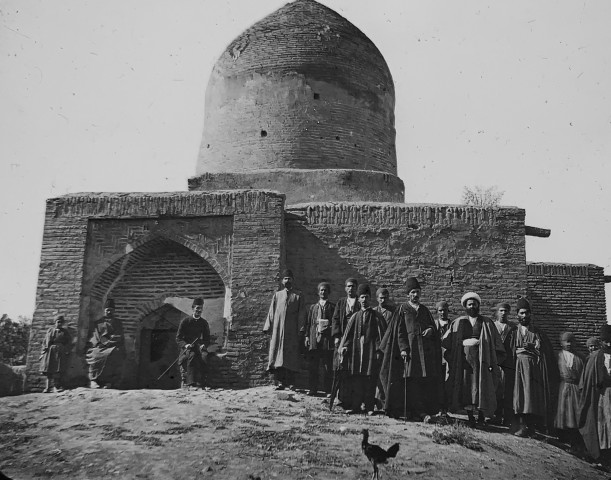 Not known, Hamaden, the Tomb of Esther and Mordecai, Ealy 20th Century
