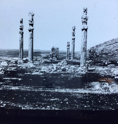 Not known, The ruins of Persepolis, Late 19th Century, early 20th Century