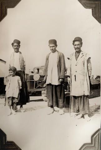 John Drinkwater, Baḵtīārī, Anglo-Persian oil fields, Ḵūzestān, 1934