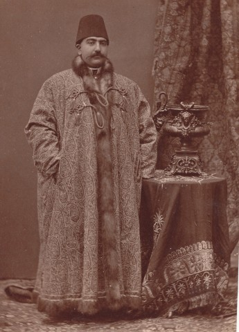 Dmitri Ivanovich Ermakov, Kamran Mirza, Nayeb os-Saltaneh Amir Kabir, Late 19th Century